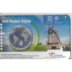 HOLLANDE 5 EURO VIJF 2014 B.U