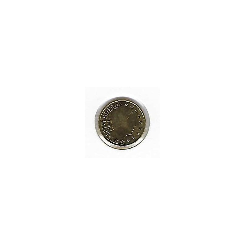 LUXEMBOURG 2003 10 CENTIMES SUP
