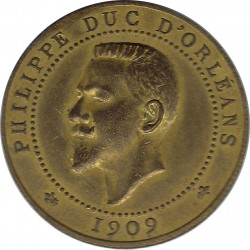 MEDAILLE - PHILIPPE DUC...