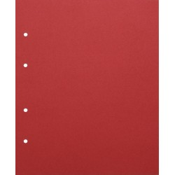 INTERCALAIRES ROUGE  HB PAR 10 Format A4