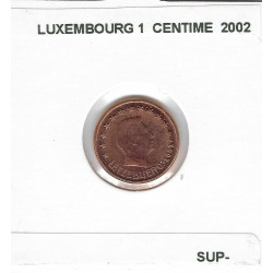 LUXEMBOURG 2002 1 CENTIME SUP-