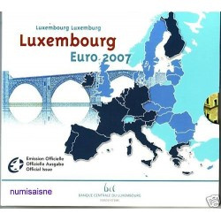 Luxembourg 2007 SERIE 8...