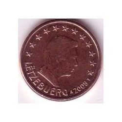 Luxembourg 2009 5 CENTIMES SUP