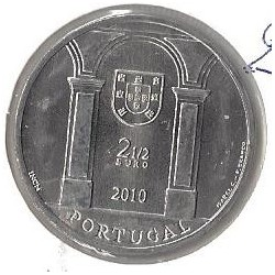 PORTUGAL 2.50 EURO 2015 TERREIRO DO PACO SUP