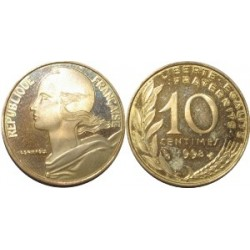 FRANCE 10 CENTIMES...