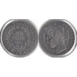 FRANCE 50 CENTIMES CERES...