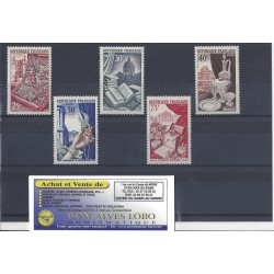 YVERT 960 a 965 JEUX OLYMPIQUES D'HELSINKI Serie 6 Timbres NEUF