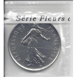 5 FRANCS ROTY 1974 S FDC