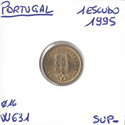 PORTUGAL 1 ESCUDO 1995 SUP-