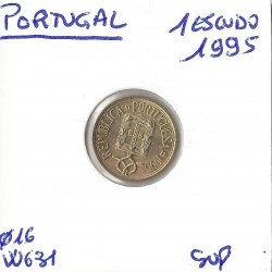 PORTUGAL 1 ESCUDO 1995 SUP