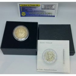 FINLANDE 2012 2 EURO commemorative Helene SCHJERFBECK BE