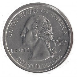 AMERIQUE (U.S.A)  1/4 DOLLAR PENNSYLVANIA 1999 P  SUP-