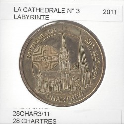 28 CHARTRES LA CATHEDRALE LABYRINTHE Numero 3 2011 SUP