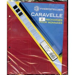 RECHARGE CARAVELLE 12 CASES...