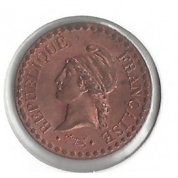 1 CENTIME DUPRE 1848 A Accent SUP NC