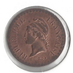 1 CENTIME DUPRE 1851 A Accent SUP