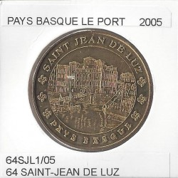 64 SAINT JEAN DE LUZ PAYS BASQUE 2005  SUP