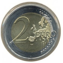ALLEMAGNE 2015 F 2 EURO COMMEMORATIVE REUNIFICATION 25 ANS  SUP