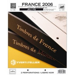 JEU France FS 2006 (Yvert)