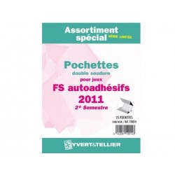 ASSORTIMENT DOUBLE SOUDURE...