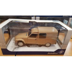 CITROEN ACADIANE 1984 BEIGE COLORADO SOLIDO 1/18 1:18 Ref: 1800402