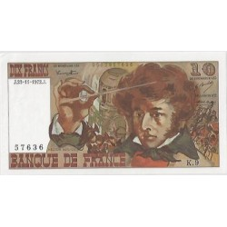 FRANCE 10 FRANCS BERLIOZ...