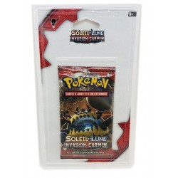 BOOSTER 10 CARTES POKEMON SOLEIL ET LUNE INVASION CARMIN N2