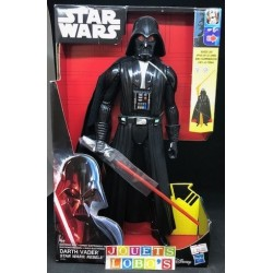 FIGURINE STAR WARS DARTH VADER REBELS DUEL ELECTRONIQUE de chez HASBRO NEUF