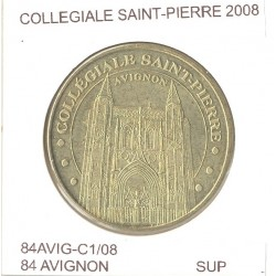 84 AVIGNON COLLEGIALE SAINT PIERRE 2008 SUP
