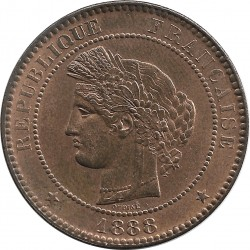 FRANCE 10 CENTIMES CERES...