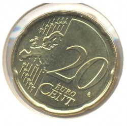 CHYPRE 2011 20 CENTIMES SUP -