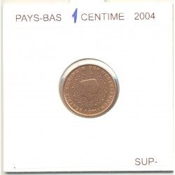 HOLLANDE (PAYS-BAS) 2004 1 CENTIME SUP