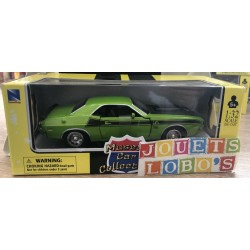 CHALLENGER T/A 1970 MUSCLE CAR NEWRAY 1/32 BOITE NEUVE