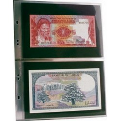 FEUILLE BILLET 2 cases 1277