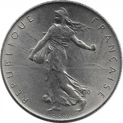FRANCE 1 FRANC ROTY 1960 SUP
