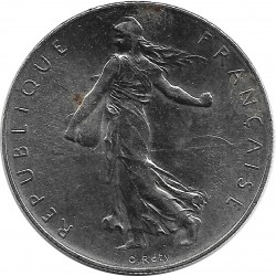 FRANCE 1 FRANC ROTY 1975 SUP-