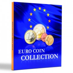 Album PRESSO Collection Euro Coin pour 26 series euro de 8 monnaies 346511