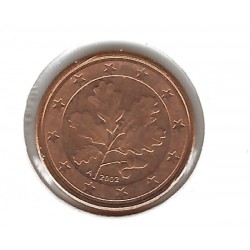 Allemagne 2002 A 1 CENTIME SUP