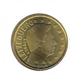 LUXEMBOURG 2004 10 CENTIMES SUP-