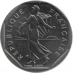 FRANCE 2 FRANCS ROTY 1980 FDC