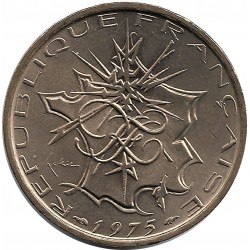 FRANCE 10 FRANCS MATHIEU 1975 tranche A SUP