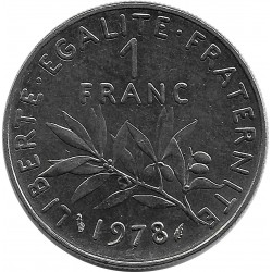 FRANCE 1 FRANC ROTY 1978 SUP
