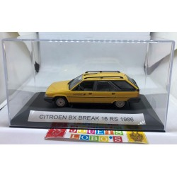 CITROEN BX BREAK 16 RS 1986 LA POSTE 1/43 BOITE