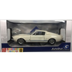 FORD MUSTANG SHELBY GT 500 1967 1/18 1:18