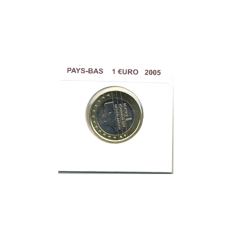 HOLLANDE ( PAYS-BAS) 2005 1 EURO SUP