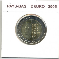 HOLLANDE ( PAYS-BAS) 2005 2 EURO SUP