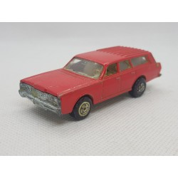 MERCURY ROUGE MATCHBOX SUPERFAST 1/80 SANS BOITE