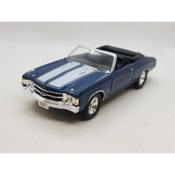CHEVROLET CHEVELLE SS 454 WELLY 1/38 BOITE