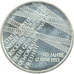 ALLEMAGNE 10 EURO 2003 A 50...