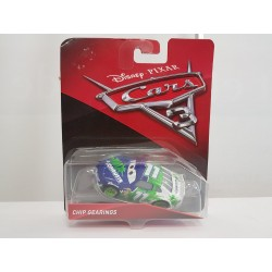 FIGURINE CARS 3 CHIP GEARINGS de chez MATTEL